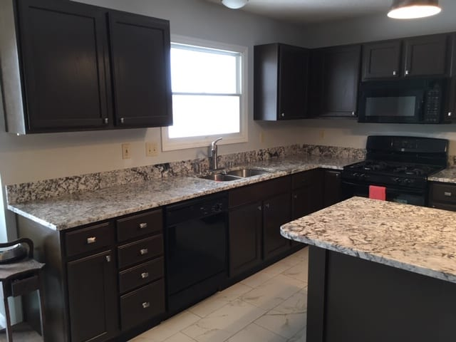 Kitchen Cabinet Refinishing Services, Vanity Resurfacing Services